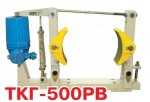 Explosion-proof shoe brake ТКG-500RV